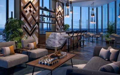 The Stage, Shoreditch – East London new showcase of luxury living with historical roots.