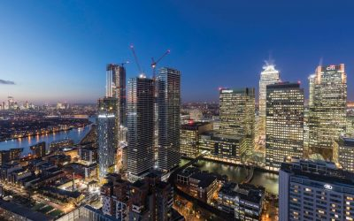 Final availabilities – Maine Tower, Harbour Central – Manhattan style living in London's Docklands.